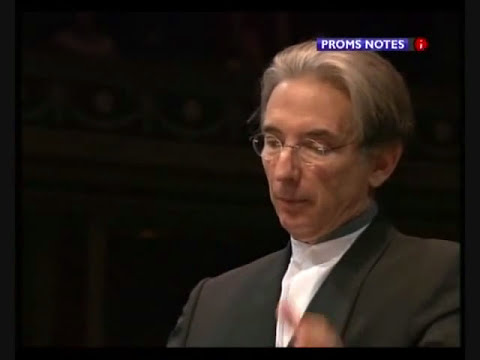Michael Tilson Thomas missed a cue?