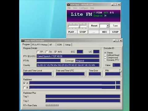 Sony ICF-SW7600GR rds spy two full RDS