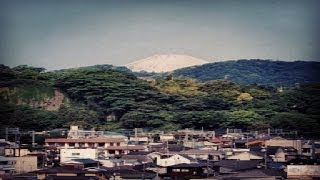 Seeing Mt Fuji From My Roof - AndyJapandy 73