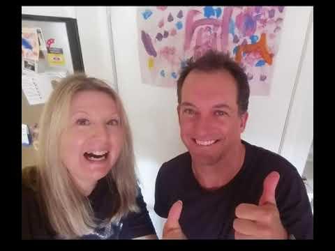 Shazza's Laughter Hour RNB 88.7 [ 90.3FM rnb org au Guest Comedian Brett Nichols!