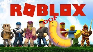 First roblox game on the channel