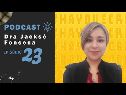Ep 23 Dra Jacksé Fonseca / Salud Ocupacional