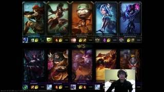 Caitlyn Nidalee: Duo Queue Patch 4.12