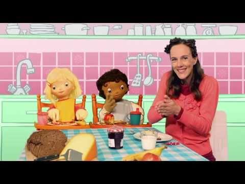 trailer 'praten met je handen' dvd (melk) - kindergebaren met lotte