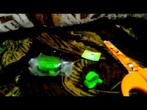 Киндер сюрприз феи Диснея 2;часть игрушка из серии