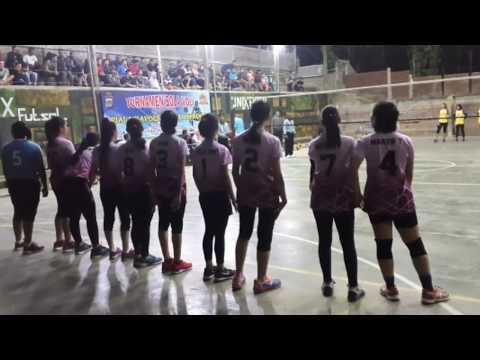 Turnamen Bola Volley Kapolres Cup Kulon Progo