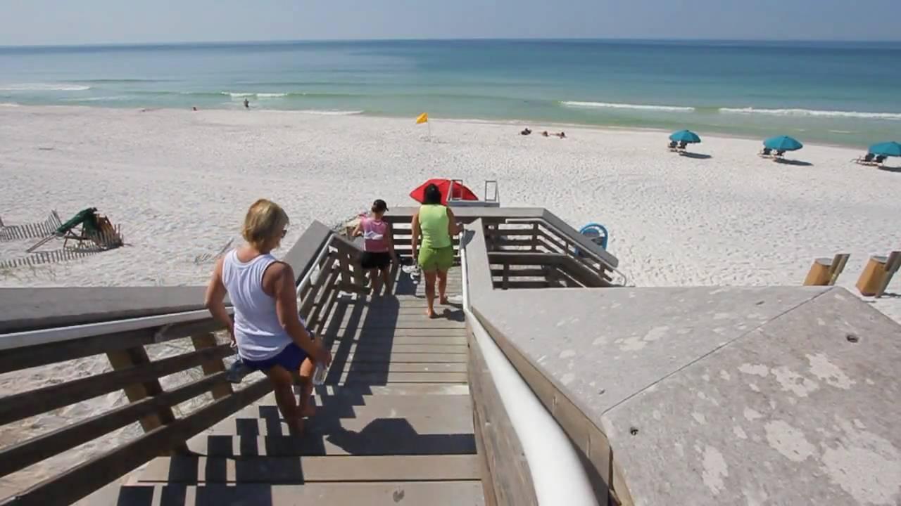 Sowal Beach Access Gulfview Heights At Santa Rosa Florida