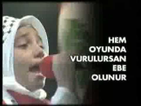 Ben Filistinli Çocuk - Kalb-i Mecruh    KopiL