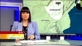 Zimbabwe youth leader apologises to military on state TV thumbnail