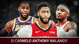 HINDI na Trade si Davis!! | Si Carmelo Anthony Nalang ang Kukunin ng L.A Lakers??