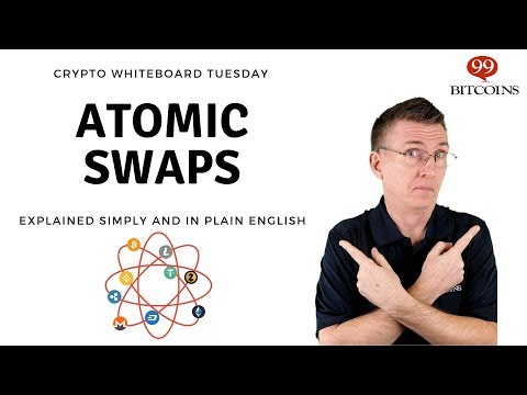 What Are Atomic Swaps? Explained in Plain English