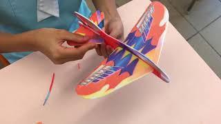 Publication Date: 2018-07-10 | Video Title: 小飛機製作方法 ( 三年級暑期小玩意 )