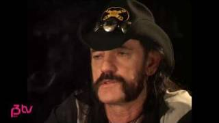 Lemmy On Drugs Interview