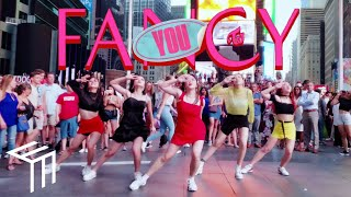[KPOP IN PUBLIC NYC] TWICE (트와이스) - FANCY Dance Cover