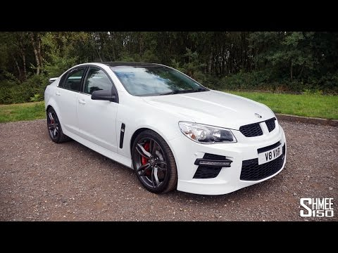vauxhall-vxr8-gts---test-drive,-in-depth-tour-and-impressions