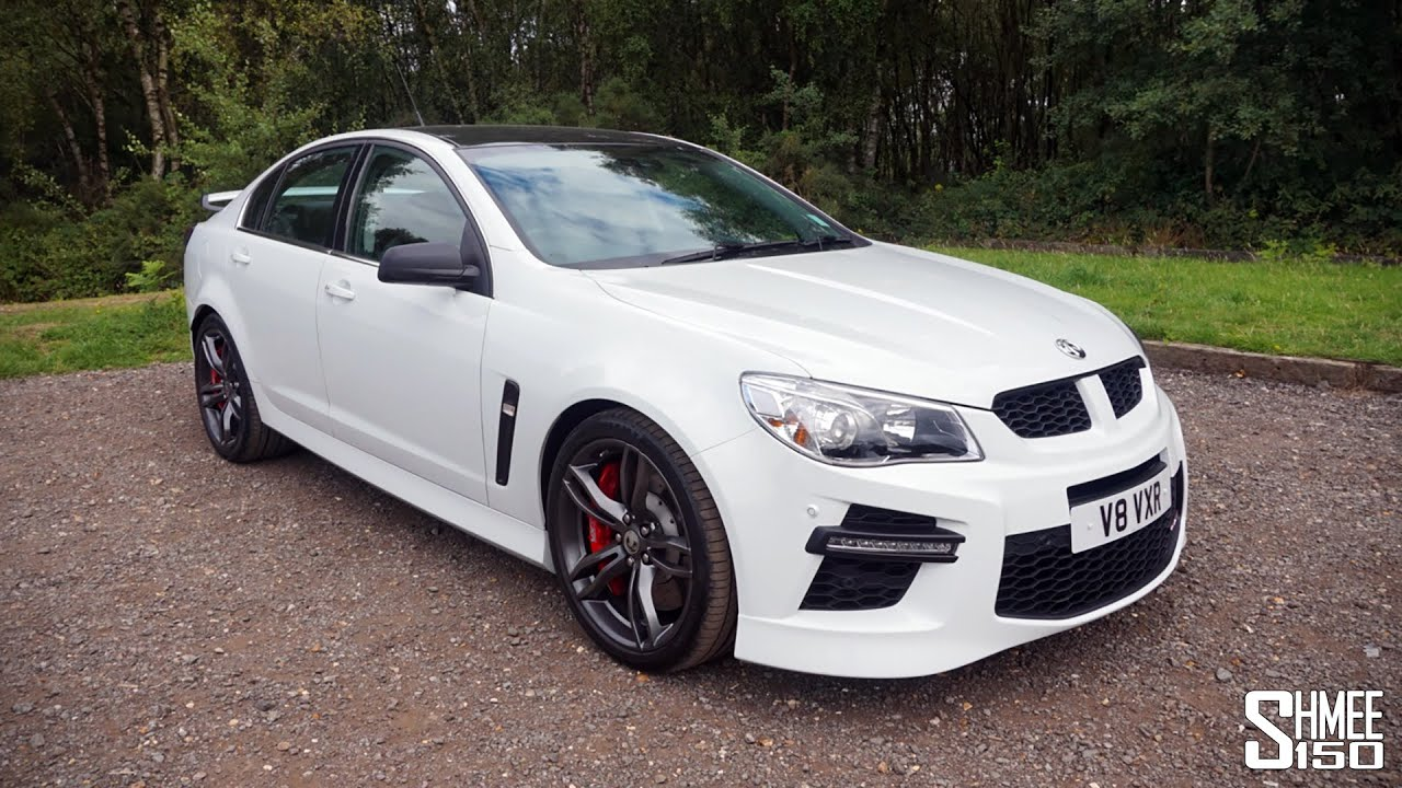 Vauxhall VXR8 GTS - Test Drive, In-Depth Tour and Impressions