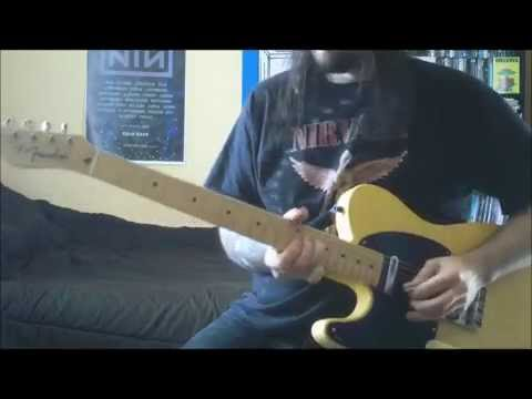 Metallica - FULL Load album on guitar - HD