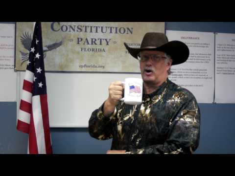 Constitution party video