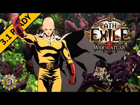 [3.1] One Punch Build - Slayer Duelist - Path of Exile War For The Atlas - Abyss