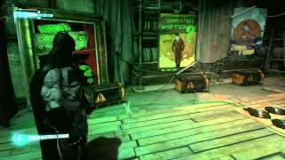Batman: Arkham Knight - Riddler Trophy  Panessa Studios Stage C 1