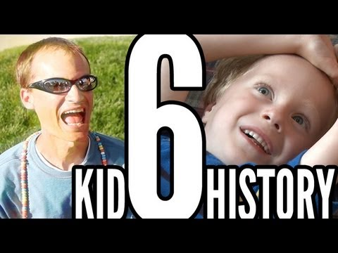 "Kid History: ""Healthy Food"" Episode 6 (True Stories)"