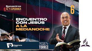 Encuentro con Jesus a la Medianoche