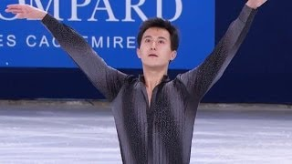 Chan sets new world record in Trophee Bompard - Universal Sports