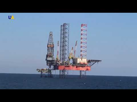 Russia Illegally Extracting Natural Gas From Ukrainian Waters in the Black Sea