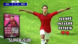 Iconic moment Inzaghi REVIEW ❤❤❤