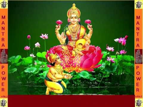 Kuber Ashta Laxmi Mantra : chanted 108 times for Money and Wealth