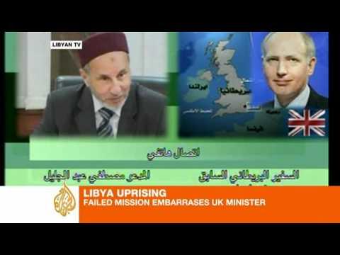 UK admits Libya mission failure