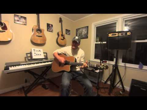 Brantley Gilbert Cover - Let It Ride