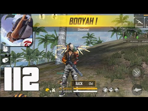Free Fire: Battlegrounds - Gameplay Part 112 - Ranked Game Bermuda 11 Kills BOOYAH!(iOS, Android)