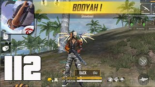 Free Fire Battlegrounds Gameplay Part 112 Ranked Game Bermuda 11 Kills Booyah Ios Android Youtube