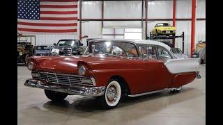 1957 Ford Fairlane Test Drive