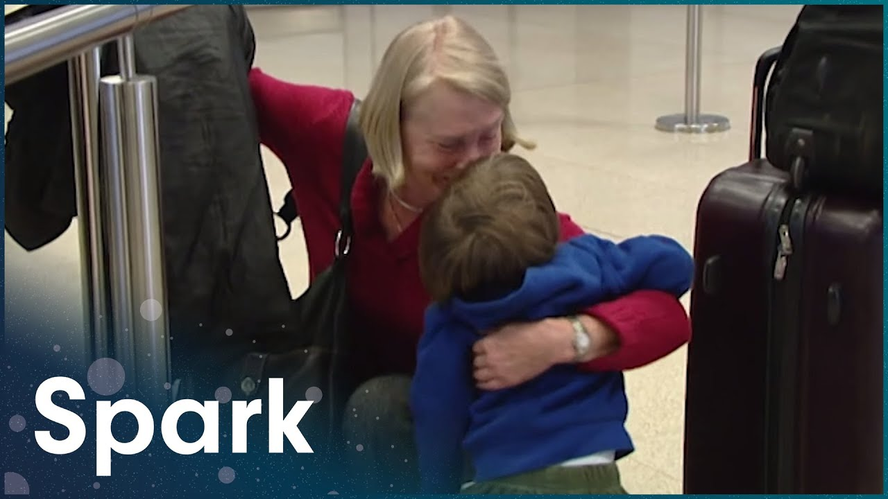 Emotions Run High At Departures | Dublin Airport: Life Stories | Spark