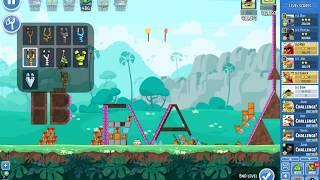 Angry Birds Friends tournament, week 342/B, level 6