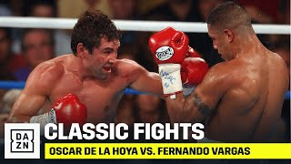BIGGEST HITS | Oscar De La Hoya vs. Fernando Vargas
