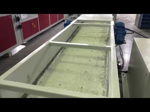 Mikrosan PVC Granulation Line