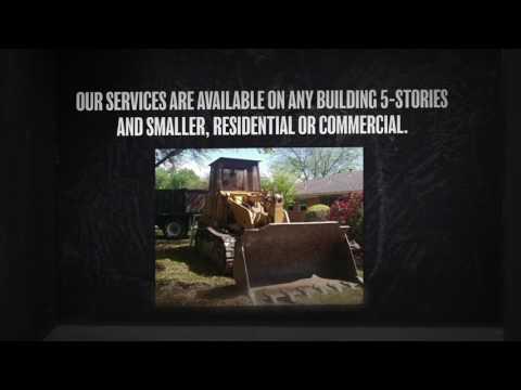 Demolition Contractors Dallas TX   Dyn-O-Mite Demolition