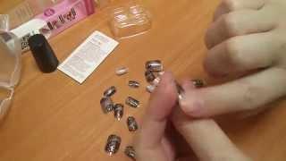 видео Импресс маникюр: твердый лак для ногтей impress kiss