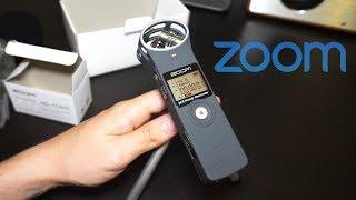 Обзор микрофона Zoom H1 - Новый микрофон для Youtube канала