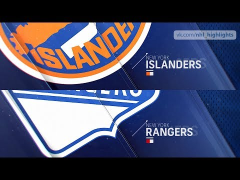 New York Islanders vs New York Rangers Jan 10, 2019 HIGHLIGHTS HD