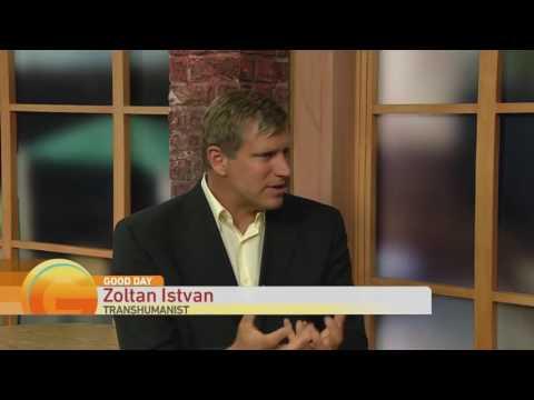 Zoltan Istvan - Transhumanism