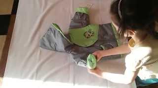 видео одежда для новорожденных в спб