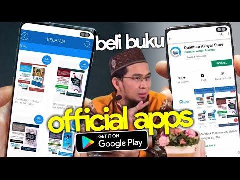 Mau BELI BUKU Ust. Adi Hidayat⁉️ DOWNLOAD Aplikasi Ini. CEK DESKRIPSI