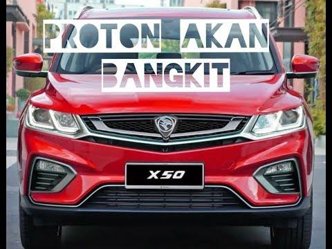 Menarik.. Proton X50 bakal masuk pasaran Malaysia tahun 2020 | D.A