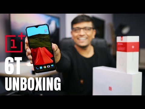 This is The ONEPLUS 6T UNBOXING - Indian Unit |PHONERADAR|
