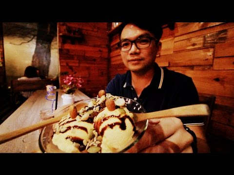 Trip to Wuhan, China: The Most Famous Cafe in Kota Kinabalu
