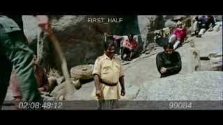 Gabbar Singh's Footsteps in Sholay 3D